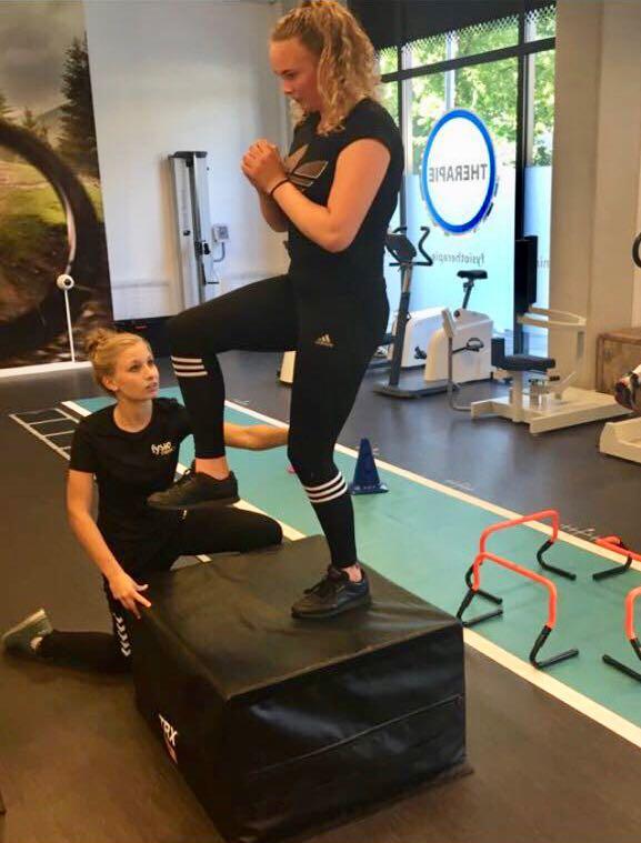 Revalidatie fysiotherapie